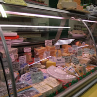 Photo of Market Stall Cheese & Bacon Stall Sillfield Farm