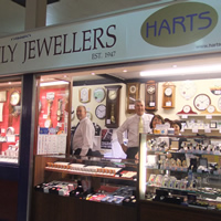 Photo of Market Stall Hart's the Jewellers