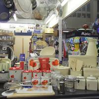 Photo of Market Stall Kitchen Range