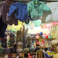 Photo of Market Stall Marie's Hand knits