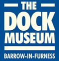 Logo of The Dock Museum